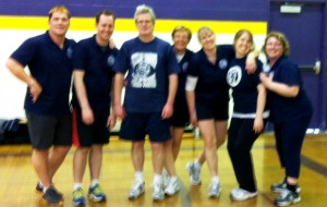 FTPS Staff Volleyball