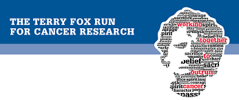 logo for terry fox run